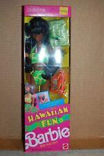 Hawaiian Fun Barbie CHRISTIE - 1991 - Mattel #5944 - NRFB