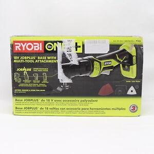 RYOBI Multi Tool JobPlus Base P340 18 Volt ONE+ Bare Tool Only New - Sealed