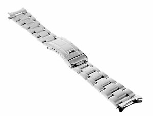 STAINLESS STEEL REPLACEMENT WATCH BAND FOR ROLEX SUBMARINER, GMT, GMT MASTER 2