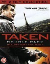Taken / Taken 2 (Blu-ray, 2013, Box Set)