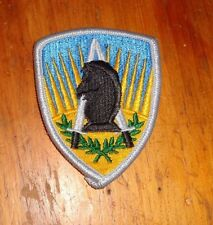 U.S.ARMY PATCH,SSI,  650TH MILITARY INTELLIGENCE GROUP