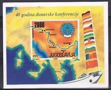 Jugoslavië postfris 1988 MNH block 33 - Godina conferentie (S0090)
