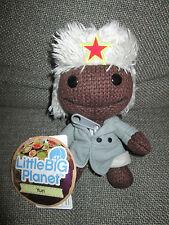 Official Little Big Planet 18CM Cute Plush Soft Cuddly Sackboy Yuri Teddie Toy