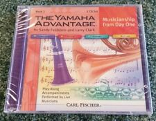 The Yamaha Advantage Book 2 CD (ONLY CD) Play along accompanimments
