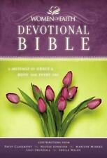 NKJV, The Women of Faith Devotional Bible, Hardcover: A Message of Grace and   H