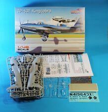 1/48 Bell TP-63E Kingcobra (+ PE, mask) - NEW Dora wings !