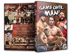 Pro Wrestling Guerrilla - Game Over Man DVD, Chuck Taylor Michael Elgin ZSJ
