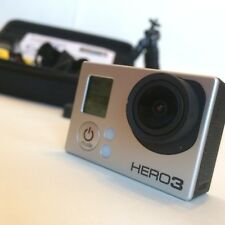 GoPro hero 3 action cam. And go pro accessories plus water proof case