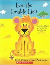 Leo, the Lovable Lion by Giles Andreae
