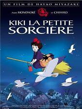 Affiche Pliée 120x160cm KIKI LA PETITE SORCIÈRE (1989) Miyazaki animation NEUVE