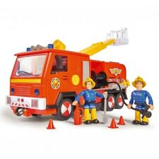 Simba Fire Truck Jupiter Fireman Sam New version 2.0 Toy Vehicle New