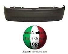 PARAURTI POSTERIORE POST NERO FIAT PUNTO 93>99 1993>1999 1° SERIE