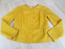 BODEN CROPPED  CHIC LOOKING FLAX MIX JACKETS 14 REG