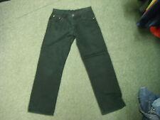 "CHEROKEE Classic Fit Jeans Girovita 32 ""Gamba 30"" Nero Sbiadito Jeans da uomo"
