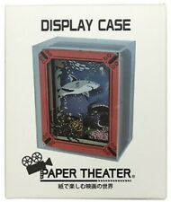 PAPER THEATER / Display Case  NEW puzzle F/S Japan import