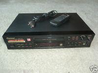 Pioneer PDR-509 High-End CD-Recorder, inkl. Fernbedienung, 2 Jahre Garantie