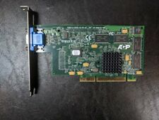 IBM Number Nine 8MB AGP VGA Video Graphics Card Vintage Retro Gaming PC
