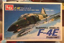LS 1/144 F-4E Phantom II  *Vintage* Plastic Model Kit L9 A117:100