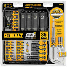 DEWALT 35pc Impact Ready Screwdriving Bit Set DWA2T35IR New