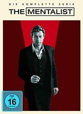 34 DVD-Box ° The Mentalist ° komplette Serie - Staffel 1 - 7 ° NEU & OVP