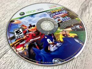 Sonic & Sega All-Stars Racing + Banjo-Kazooie - Xbox 360 - Tested Free Shipping!