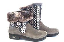 Alegria Nanook Cozy Grey Boot Womens $159.99 Size EUR 42 US 11