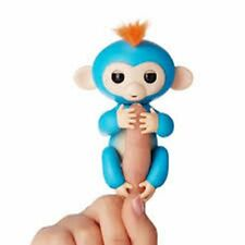 WowWee Fingerlings Interactive Pets ~ BLUE FINGERLING ~ Electronic (F001)