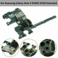 Carte Mère Logic Main Motherboard Pour Samsung Galaxy Note 3 N9005 32GB Unlocked