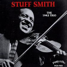 Stuff Smith Trio-1943 [european Import] CD NEW