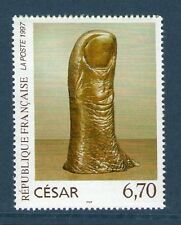 STAMP / TIMBRE FRANCE NEUF N° 3104 ** TABLEAU ART / CESAR