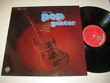 LP/BILL & HIS POP GUITAR/BEATLES Coverversions/Telefunken SLE 14561 MEGARAR