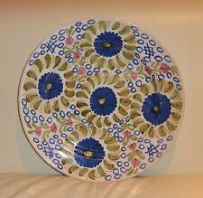 Vintage Ceramic Wall Plate El Puente Del Arzobispo, Toledo Spain