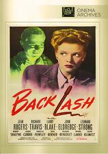 Backlash 1947 (DVD) Jean Rogers, Richard Travis, Larry Blake - New!