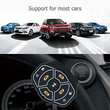 Wireless Bluetooth Car Steering Wheel Remote Control MP3 Button for Android iOS