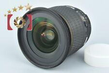 Excellent-!! Sigma 20mm f/1.8 D EX DG for Nikon