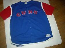 Chicago Cubs BIG XL/2X  Blue Jersey,NWT,PERSONALIZE for $47 MORE,QUALITY GIFT