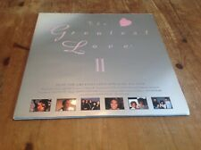 The Greatest Love 2 - 30 Greatest Love Songs of All-Time Vinyl record