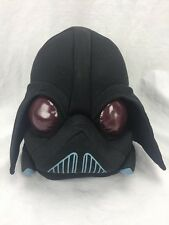 "Angry Birds 2012 Star Wars 8"" Plush Darth Vader Pig Rovio"