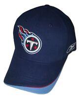 Reebok Tennessee Titans Logo Cap Adjustable Hat NFL Pro Line