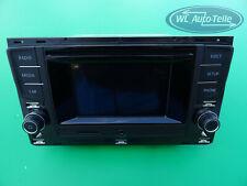 VW Sportsvan Touran 5T II Original Radio Composition Bluetooth SD 510035869