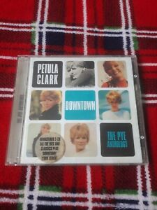 Petula Clark Downtown The Pye Anthology 2CD