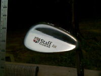 Wilson Staff Forged Midsize RM Sand Wedge.. MRH .. Stiff Steel.. Nice Looky!!