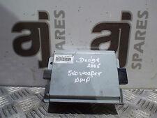 DODGE CALIBER SX 2.0 DIESEL 2006 SUBWOOFER AMP V96CYF18C808AC