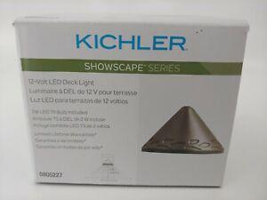 Kichler Showscape Series 12-volt Led Deck Light# 0805227