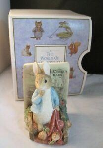 Beatrix Potter Peter Rabbit Figurine Boxed #269433 Frederick Warne