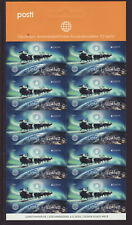 Finland 2020 MNH - EUROPA - Ancient Postal Routes - sheetlet of 10 stamps