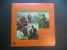 """The Angelic Gospel Singers """"I'm Bound For Zion"""" - SEALED LP -Nashboro- $REDUCED$"""