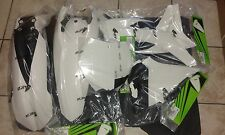 KIT PLASTICHE KTM SXF SX F 250 350 450 2011 2012 11 12 KIT 5 PZ COLORE BIANCO