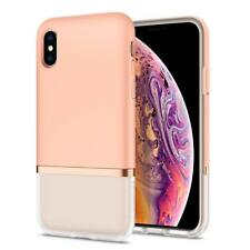 Case Spigen SGP LA MANON JUPE for Apple iPhone XS MAX - MILK Peach