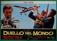 T53 Fotobusta Duel IN World Richard Harrison Morgan Blier Stuart 1